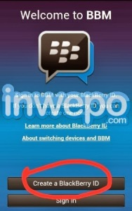 Bypass Konfrimasi Email di BBM Android dan iOS 3_wm
